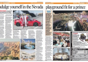 Yorkshire Evening Post – Induldge Yourself in Nevada