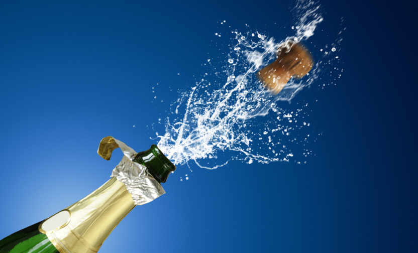 Celebrating the New Year with New Clients