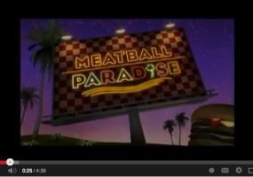 Meatball Paradise – Travel Channel at LAVO Las Vegas